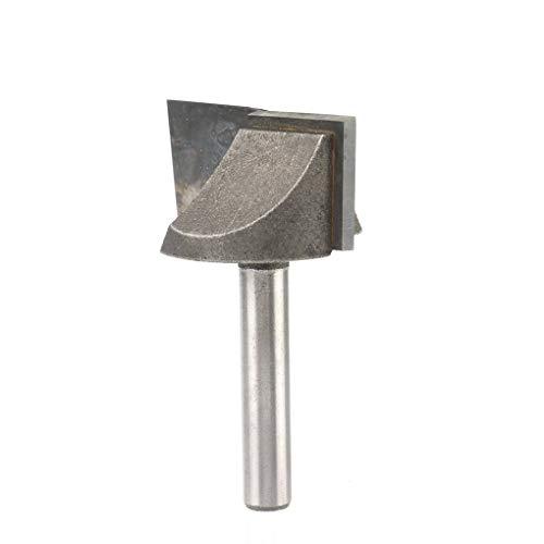 Sharplace Fresa de Acero Tungsteno Máquina PWB Molino Extremo Cortador Fresado Extremo Carburo 8mm 3F Accesorios de herramientas eléctricas Herramientas eléctricas y de mano