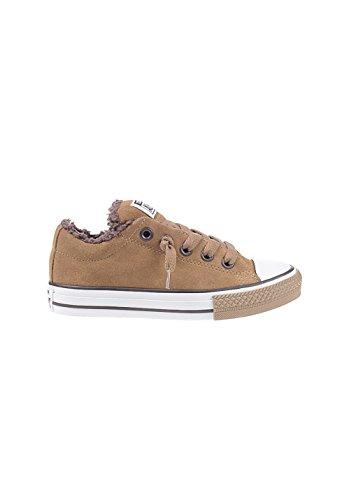 Converse - Ct Stre Sue Ox, Sneaker Unisex – Bambini Marrone (marrone)