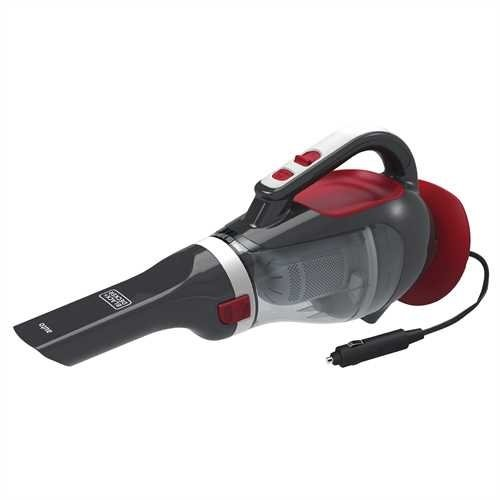 Black & Decker BDH1220AV Automotive Dust Buster, 12-Volt - Corded