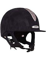 Champion Junior X-Air Plus Riding Hat - Black