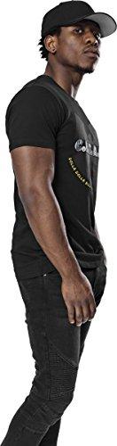 Wu Wear Herren C.r.e.a.m. Tee T-Shirt black