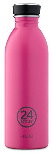 24 Bottles Trinkflasche Urban 250 ml | 500 ml | 1000 ml versch. Farben, Größe:500 ml, Farbe:passion pink