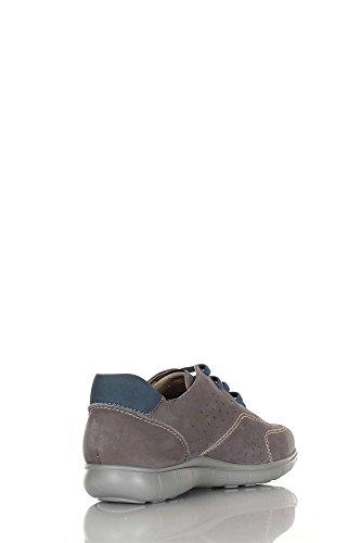 Callaghan  11700, Chaussures de ville à lacets pour homme Gris