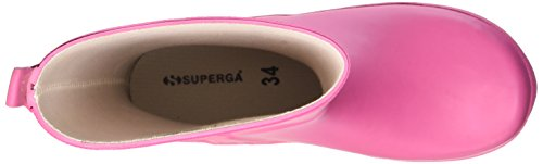 Superga  750 Rbrj Wellington,  Unisex Erwachsene Arbeits-Gummistiefel Rosa (922 Fucsia)
