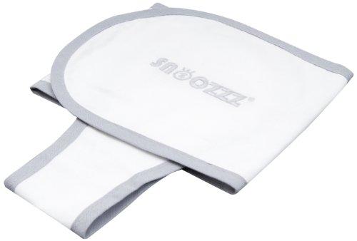 Snoozzz SN501 Wickel für die Benutzung mit der Schlafhilfe, Pucksack, grau