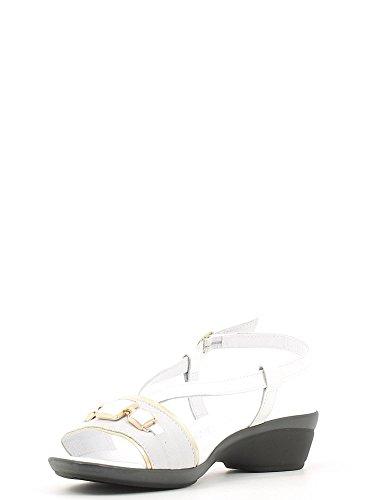 Susimoda 254526 Sandalo Donna Bianco