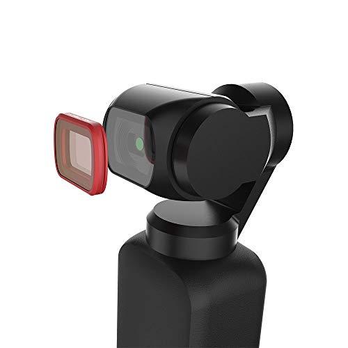 Kismaple filtri obiettivi fotografici professionali MRC UV/CPL filtro per DJI OSMO POCKET Accessori