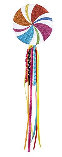 Boland 00491 Stick Lollipop, Mehrfarbig, 45 (Lollipop Girl Kostüm)
