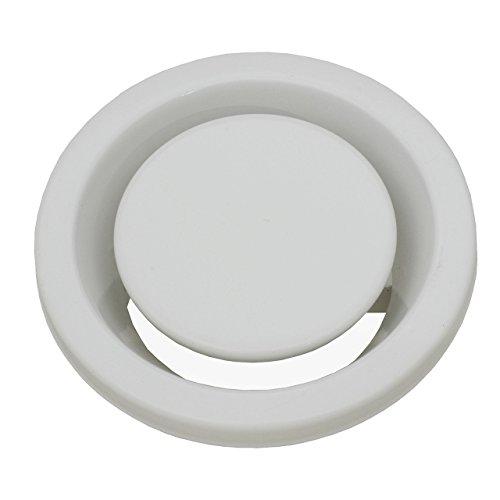 Tellerventil 150 mm Zuluft Stahl Pulverbeschichtet