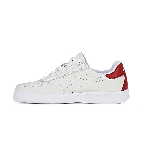Sneakers Belite Bianche Diadora Premium Rosse L rPqrHw1 a633676cf5e