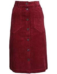 86f1f394226d3 Suchergebnis auf Amazon.de für: Cord Minirock - Röcke / Damen ...