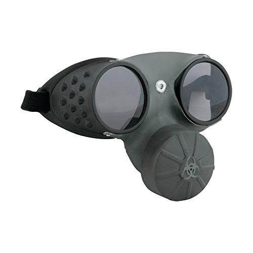 Elope Steampunk Hazmat Kostüm-Gasmaske für Erwachsene
