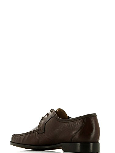 Fontana , Chaussures de ville à lacets pour garçon Marron - Marrone