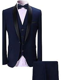 cc169df3376 Amazon.fr   costume homme - Costumes et vestes   Homme   Vêtements