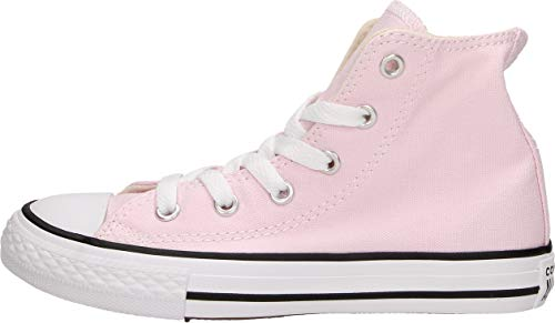 Converse Chuck Taylor All Star Seasonal Canvas HI Sneaker Madchen Rose - 35 - Sneaker High