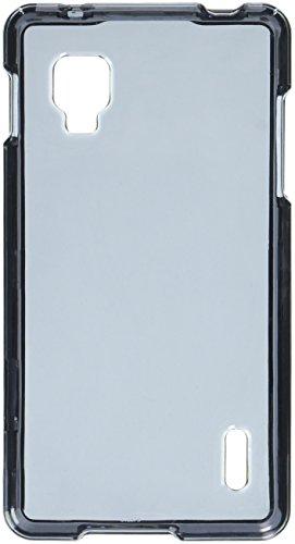 MyBat lgls970hpctr010np Langlebig transparent Schutzhülle für LG Optimus G L970-1Pack-Retail Verpackung-Smoke