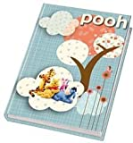 Kit scuola Diario e astuccio Bustina Winnie The Pooh