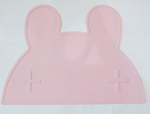 Kinder Silikon Placemat Rutschfeste Baby Infant Plate Table Mat Tragbare Easy Clean Wiederverwendbare Kleinkind Tischsets Kinder Geschirr Für Kleinkinder/Kinder / Kind