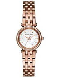 190da02bbd3d Michael Kors Darci Rose Gold-Tone Stainless Steel Women s Watch MK3832