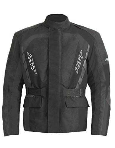 RST 1726 Alpha IV Mens Tex Jacket Black 48 2XL Alpha Sl Jacket