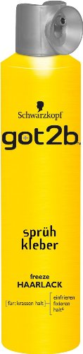 Got2b Spray Laca, 2 Pack 2 x 300ml - 2er Pack 2 x