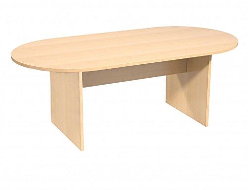 Bureau-lphant-Premium-dextrmit-ovale-Runion-Table-en-htre–5-ans-de-garantie