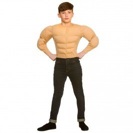 Muscle Shirt SKIN One size for TV And Film Costume
