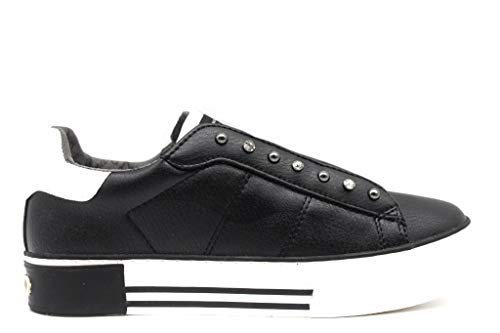 LIU-JO GIRL L3A4 20034 0193X333 Nero Sneakers Scarpe Donna Calzature Comode  (36 7c5a9822f81