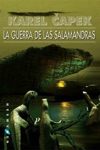 La guerra de las salamandras (bolsillo) (Gigamesh Bolsillo)