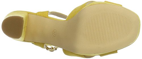 La Strada Damen 906603 Pumps Gelb (Yellow)