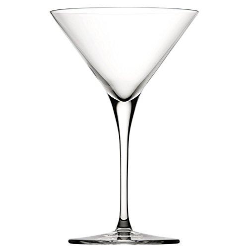 UTOPIA p66114-000000-b02024Glas, Vintage, Martini, 10,25oz, 29cl (24Stück) -