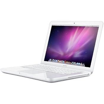 Apple MacBook 13-inch Laptop (Intel Core 2 Duo 2.26 GHz, 2 GB RAM, 250 GB HDD, Nvidia GeForce 9400M, OS X) - White - 2009 - MC207B/A - UK Keyboard