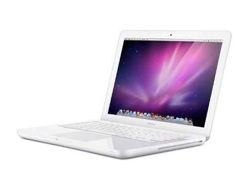 Apple MacBook 13-inch Laptop (Intel Core 2 Duo 2.26 GHz, 2 GB RAM, 250 GB HDD, Nvidia GeForce 9400M, OS X) - White - 2009 - MC207B/A - UK Keyboard