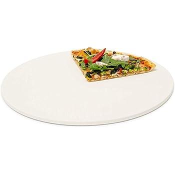 Blumtal Pizzastein Gasgrill & Pizzasschieber - Pizza