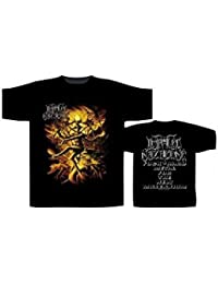 Impaled Nazarene - Ugra Karma Band T-Shirt