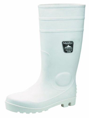 Portwest Steelite Food Industry Grade Safety Welly Wellington Boot S4 Rated