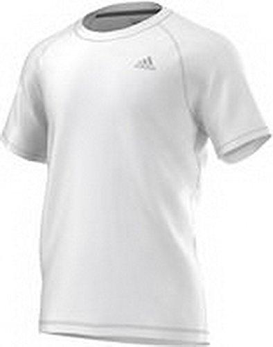adidas Herren T-Shirt AIS Prime Weiß