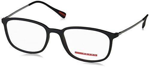 0ed43458e8 Prada Linea Rossa Spectrum, Monturas de Gafas para Hombre, Black Rubber, 55