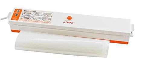 Preisvergleich Produktbild ATWFS Vakuumiergerät 220 V Haushalt Versiegelung Verpackung Schutzbehälter inkl. 15 Tüten