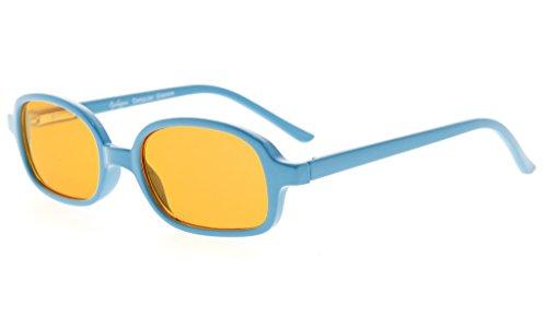Eyekepper Kinder Computer Gaming Gläser Blockierung Blau Licht Anti Blendung Brillen Reduzieren Eyestrain Deep Sleep Eyewear Für Kinder, Blau