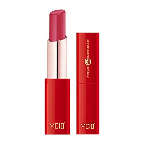 Precioul Glamouröser Lippenstift mit seidiger Glasur Lippenlack, intensiv leuchtende Farbe mit...