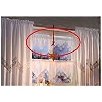 suchergebnis auf f r landhausgardinen k che haushalt wohnen. Black Bedroom Furniture Sets. Home Design Ideas