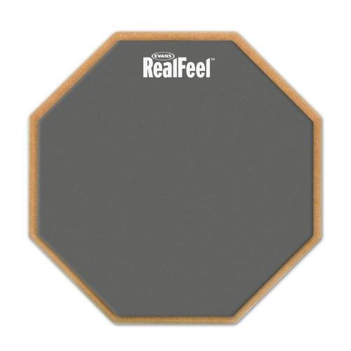 Evans RF12G RealFeel Übungspad 30,48 cm (12 Zoll) einseitig