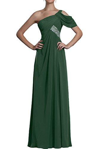 ivyd ressing moderne femme dentelle forme de cœur HI-LO mousseline rueckenfrei Party robe Prom Lave-vaisselle robe robe du soir Vert