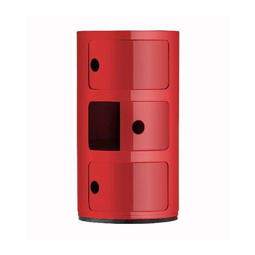 Best Saving for Kartell 496710 Componibili Container Red Reviews