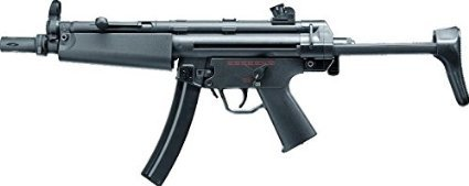 Heckler & Koch MP5 A5 Sportsline Semi Auto Softair Maschinenpistole <0,5 Joule Limited Edition