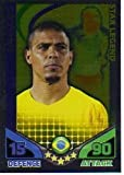 Match Attax ENGLAND Ronaldo Star Player, Brasile