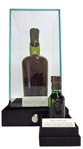 Ardbeg - Islay Single Malt + 5cl Miniature - 1965 39 year old Whisky