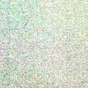 EFCO–Wachs Spannbetttuch, holografisch silber, 200x 100x 0,5mm