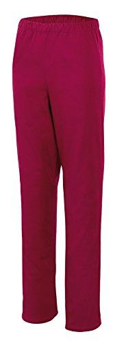 Velilla 333/C/T Moderne Pyjamahose, Rot, 333/C67/T6